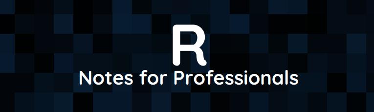 R Programming - A Primer for Professionals